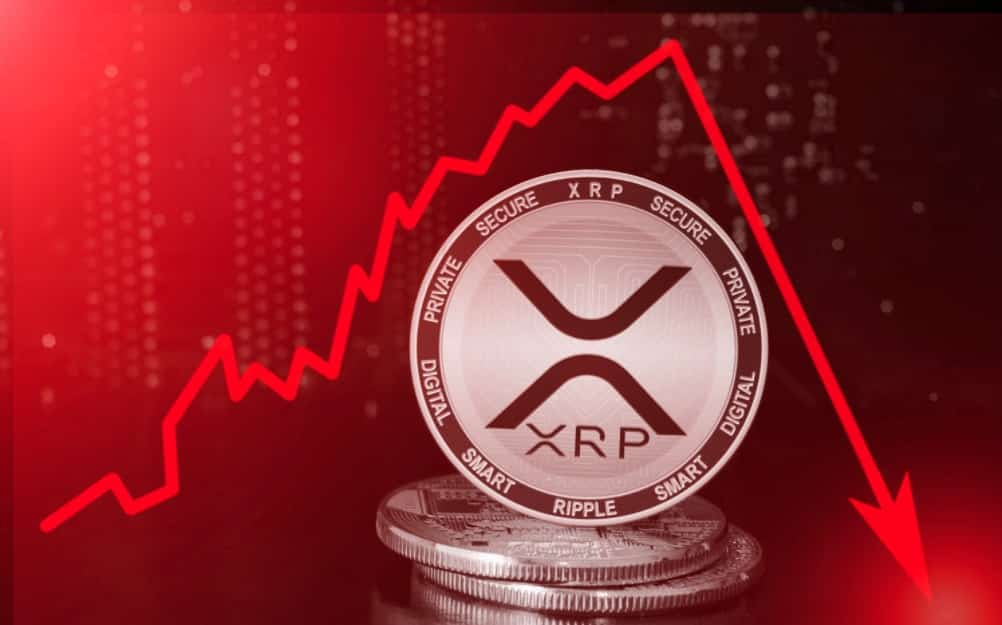 XRP Price Tanks Another 20 percent As Crypto.com Joins Coinbase On Suspending XRP Trading