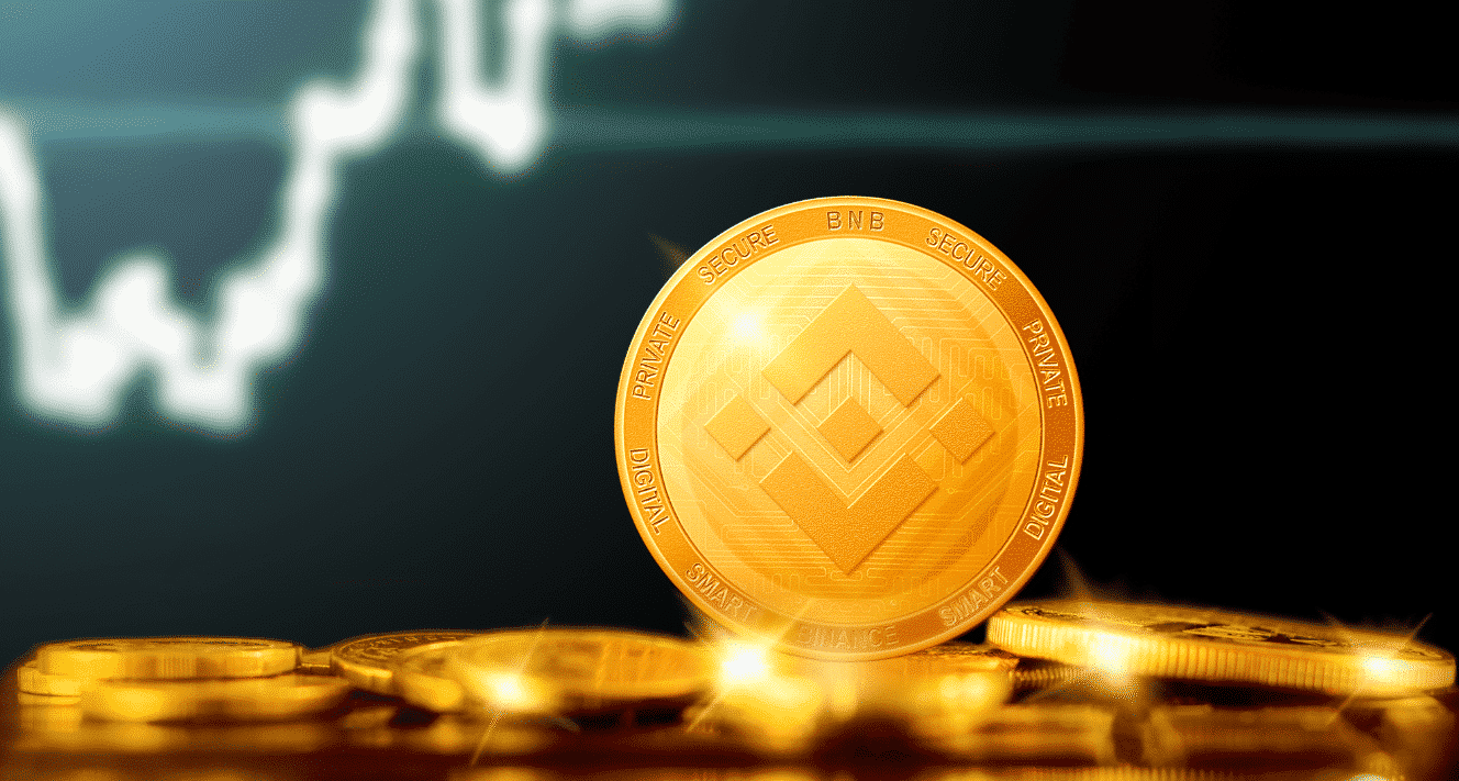 Binance Coin (BNB) Price Forming a Bearish Pennant, Is Further Downside Ahead?