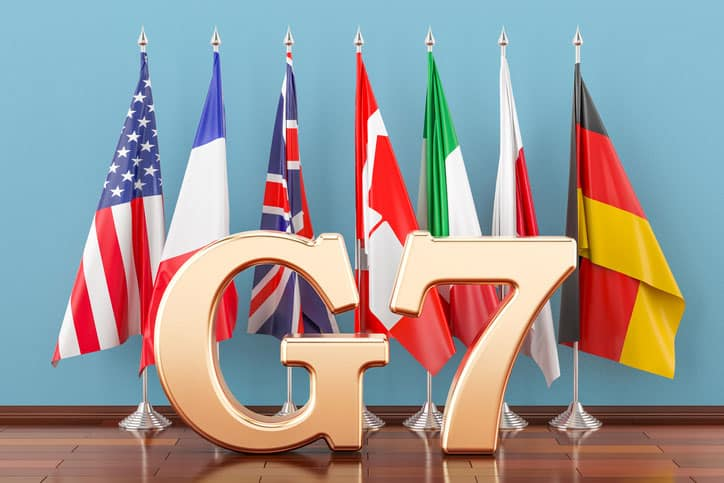 Breaking: G7 Nations Set to Release Guidelines For CBDC Issuance