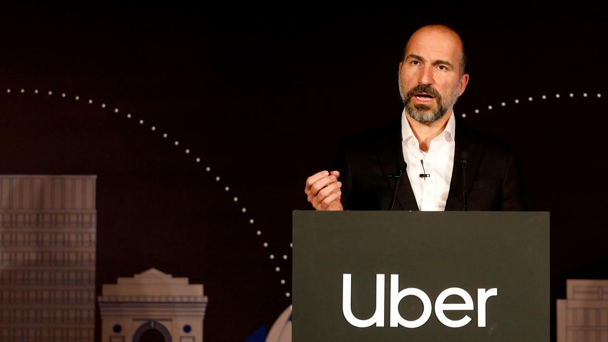 Dara uber CEO
