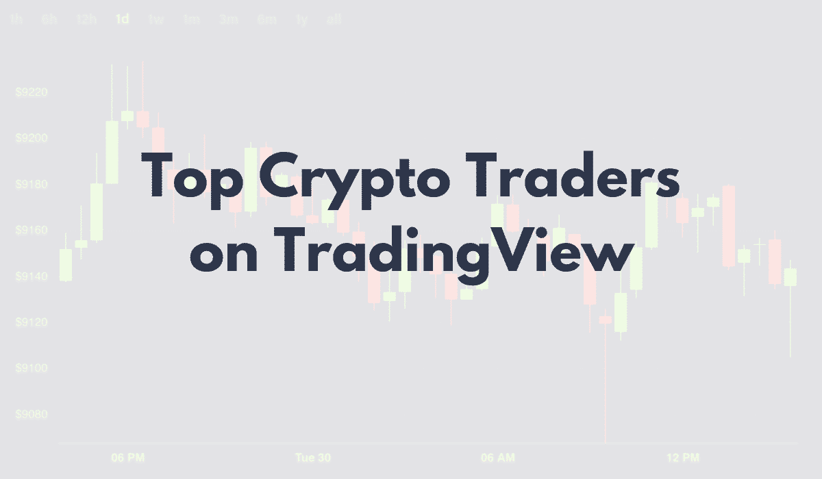 Top Crypto Traders to Follow on TradingView In 2021