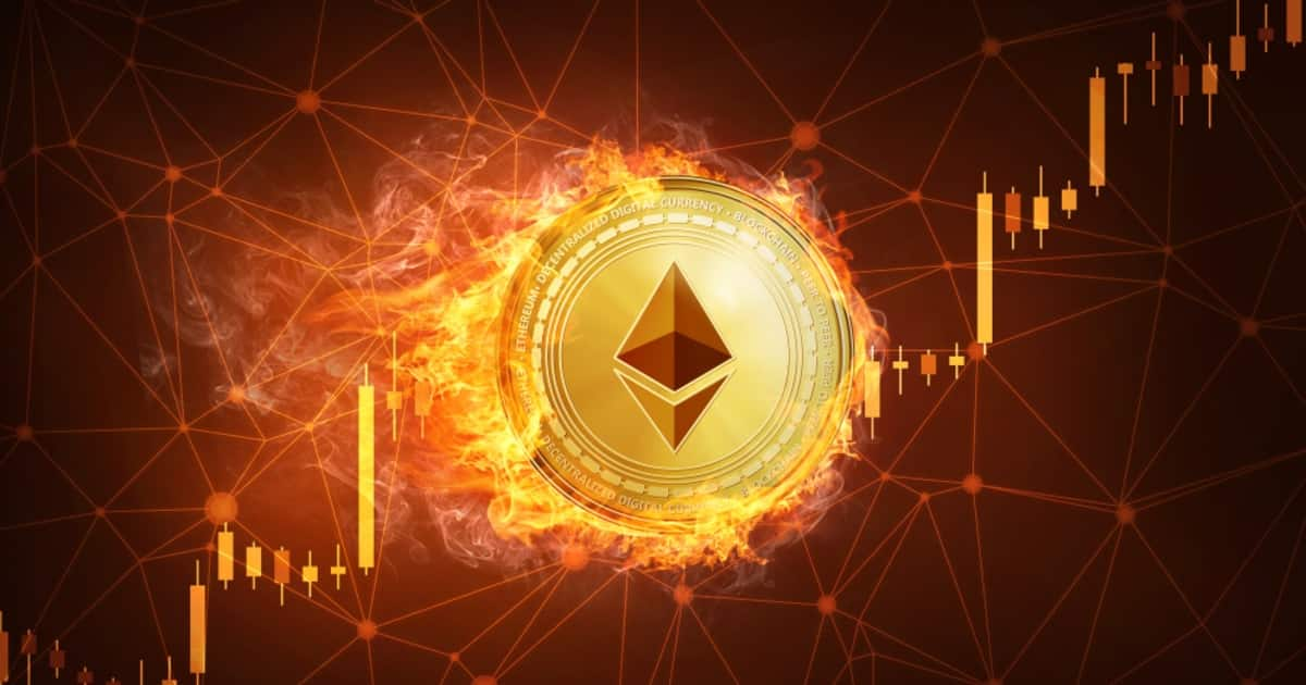 Ethereum Price Skyrockets $2100 Levels With Address Activity Hitting 35-Month High