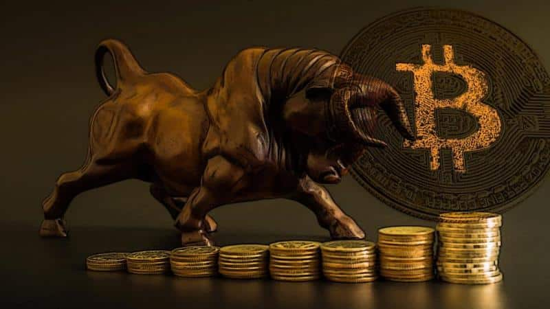 Bitcoin Consolidation between $55k-$60K Strongest Since $11K, $72k Next Target