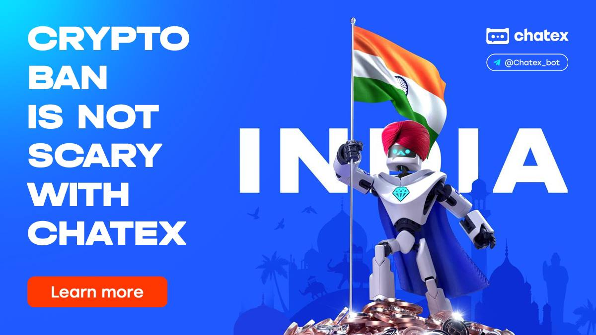 Unparalleled Crypto Accessibility to India with Chatex