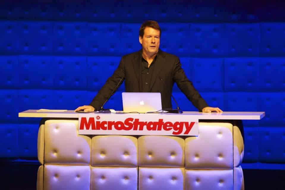 MicroStrategy Acrescenta Outros US$15 Milhões Em Bitcoin Ao Tesouro