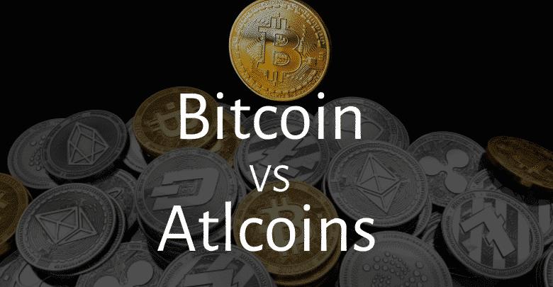 Gigantes de Wall Street Mostram Preocupação Sobre o Bitcoin (BTC) Perdendo Dominância de Mercado Com A Crescente Dominância das Altcoins