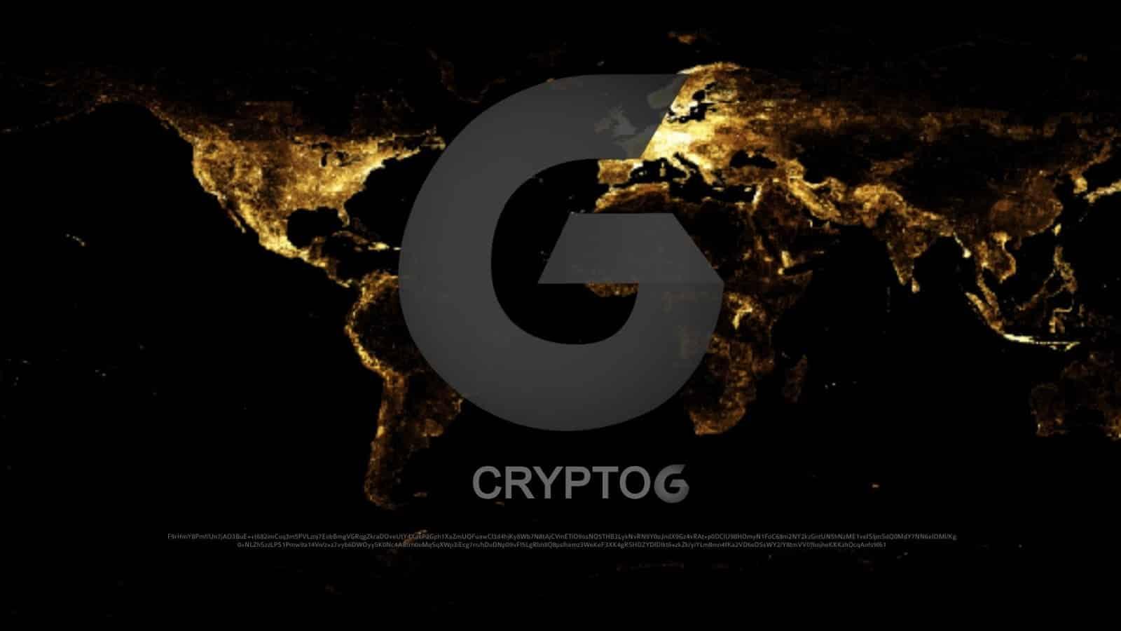 CryptoG