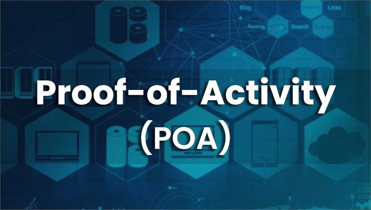 proof of activity POA