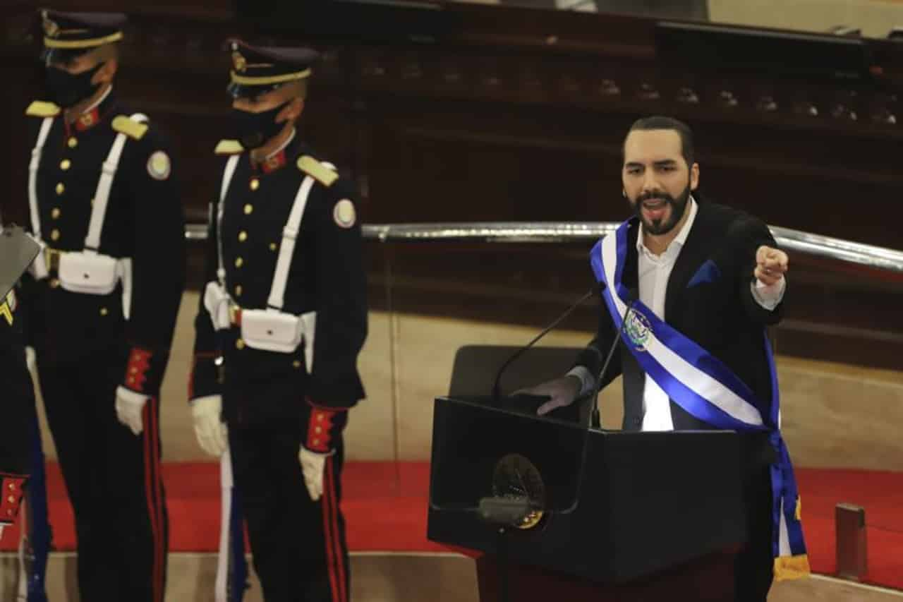 El Salvador President Talks About Bitcoin Wallet, Mining Using Volcanic Energy and More