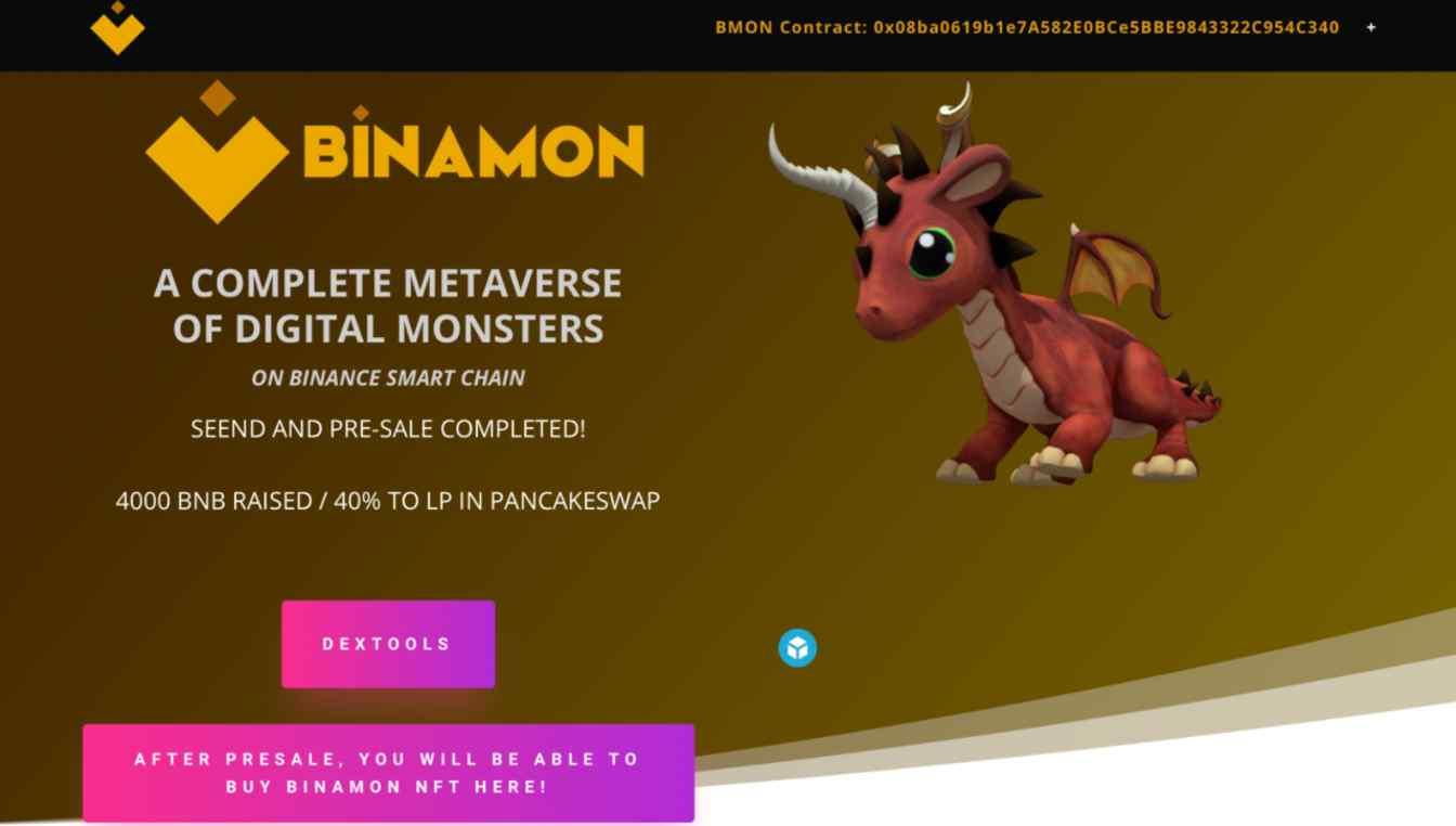 Binamon BSC