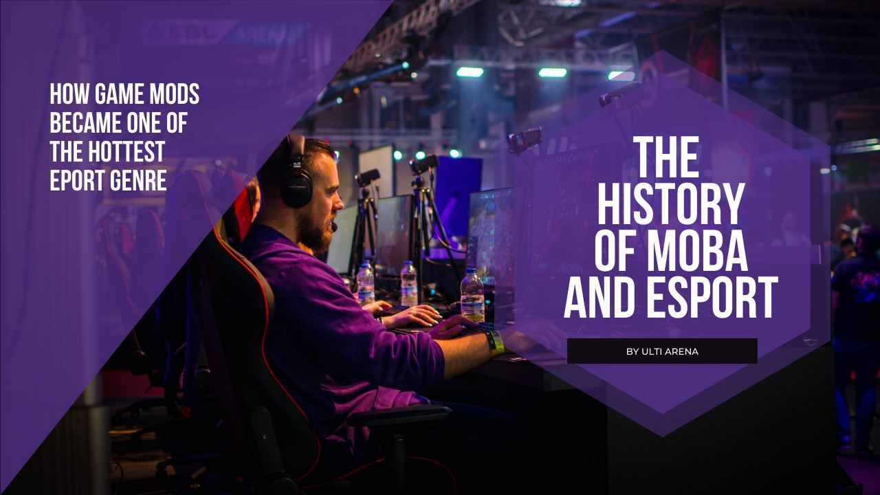 eSports and MOBA