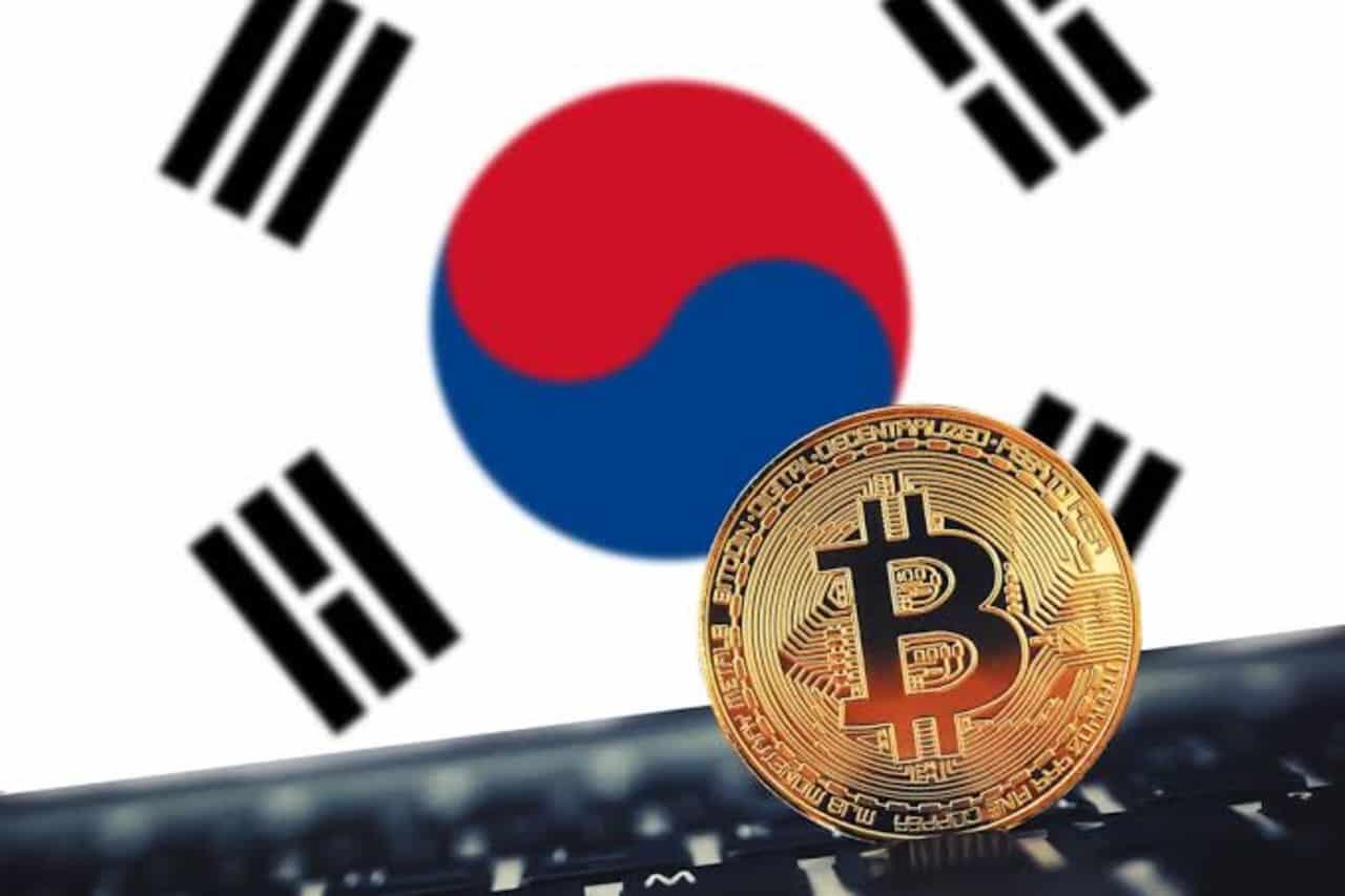 corea del sud bitcoin trading ban