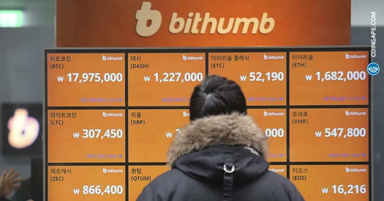 Breaking: Top Executives of Bithumb Indicted in Hong Kong