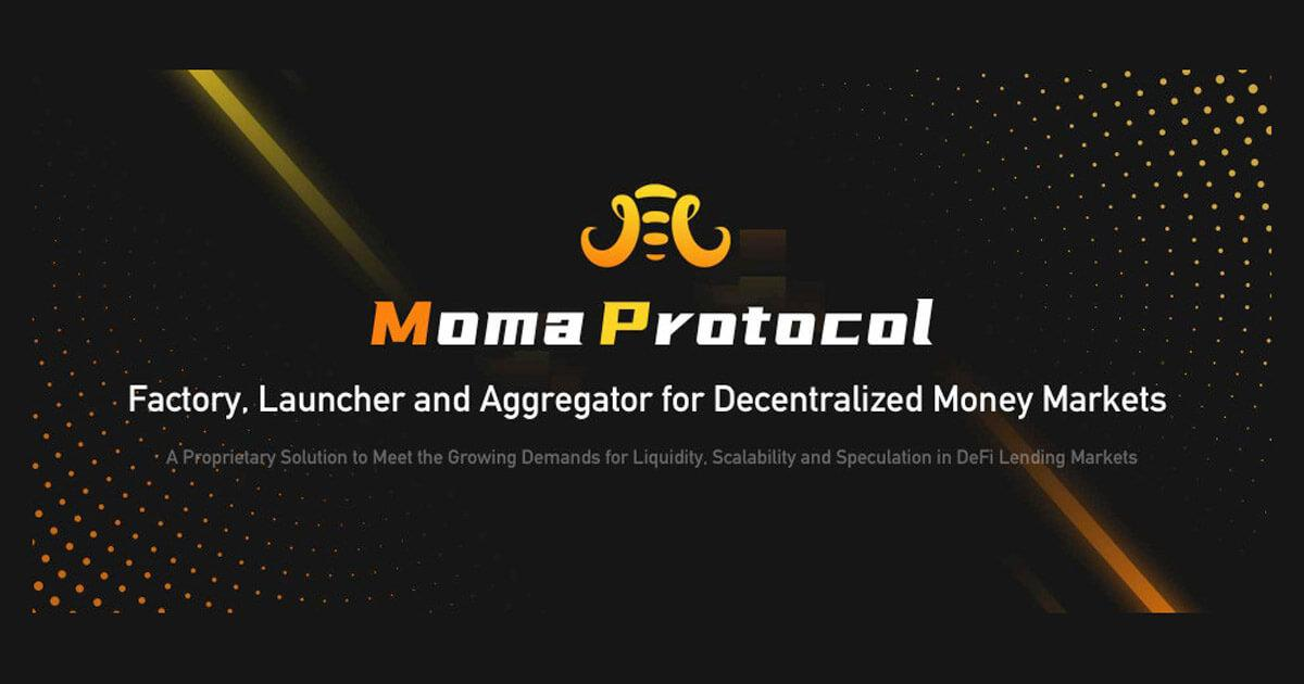 Moma Protocol DeFi Project