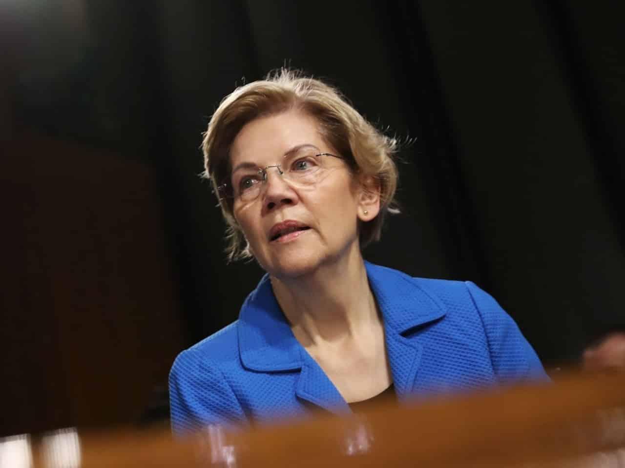 US Sen.Warren Calls Upon SEC Chair Gary Gensler to Regulate Crypto Market
