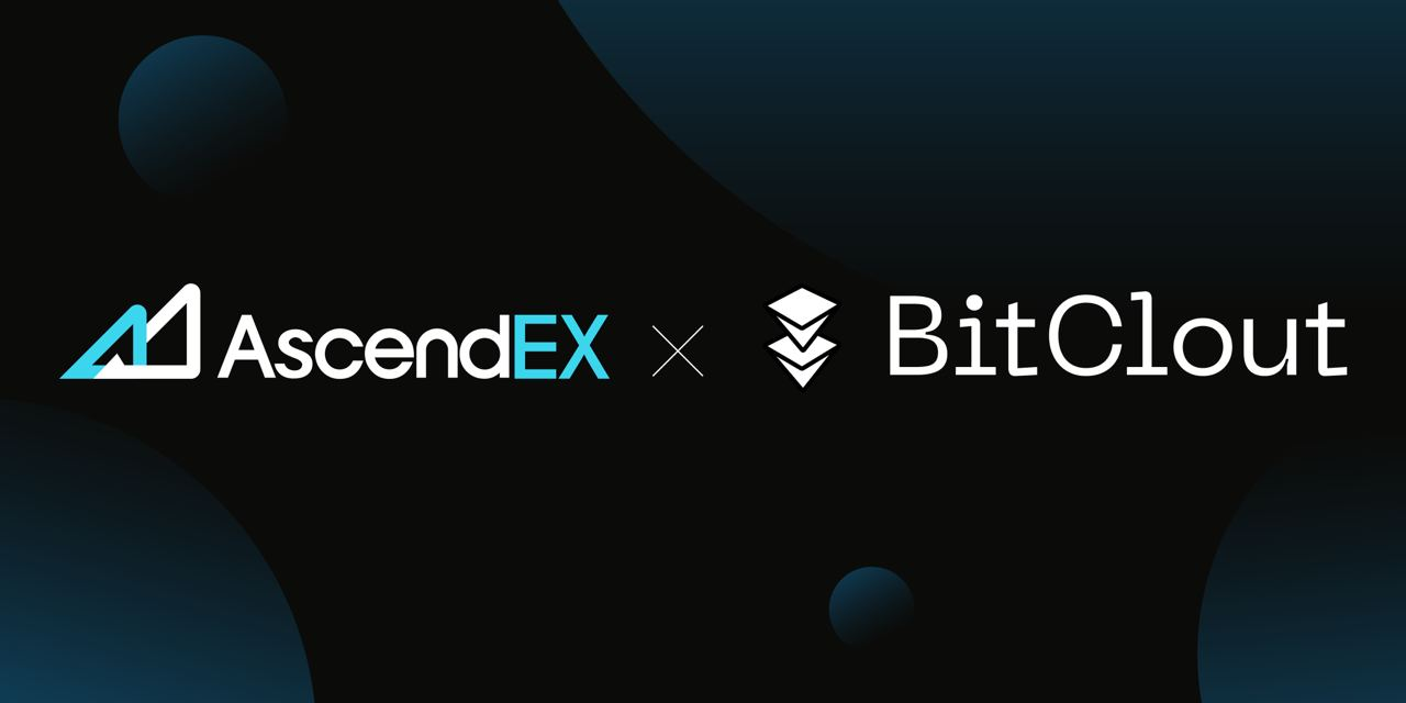 AscendEX x BitClout