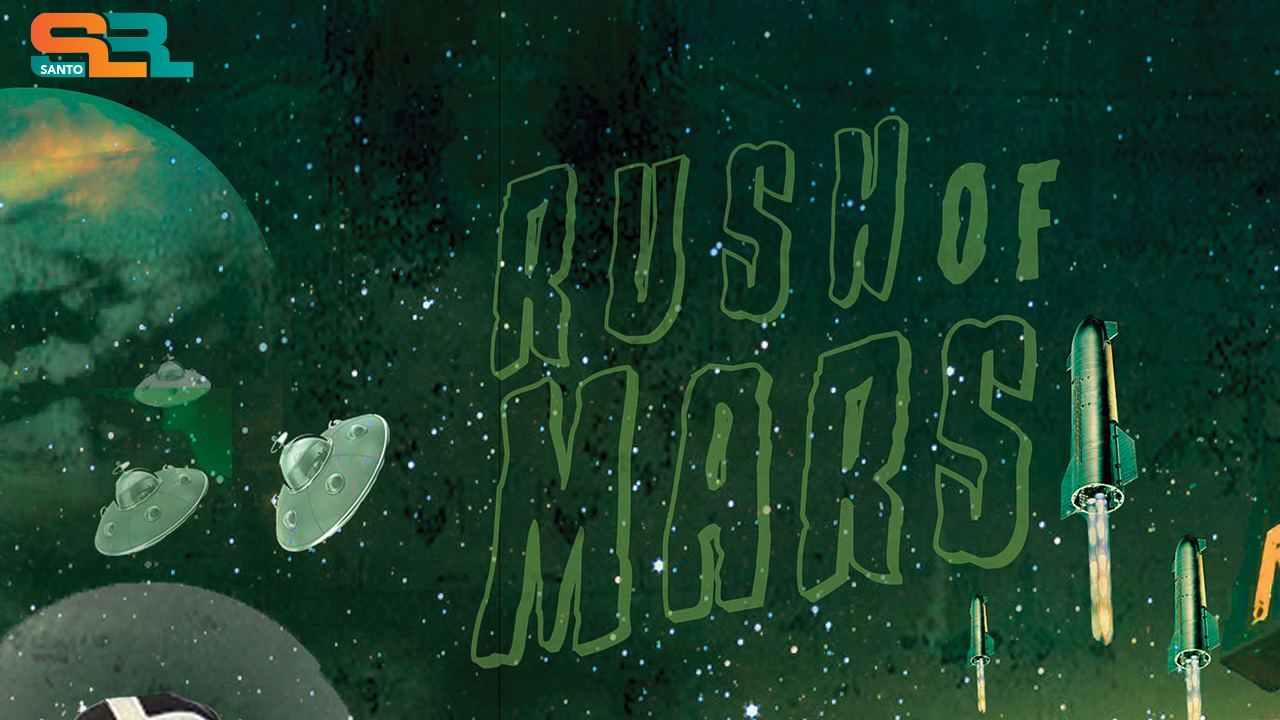 XR-NFT Rush of mars