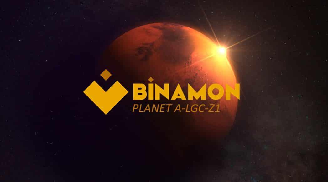 Binamon Metaverse