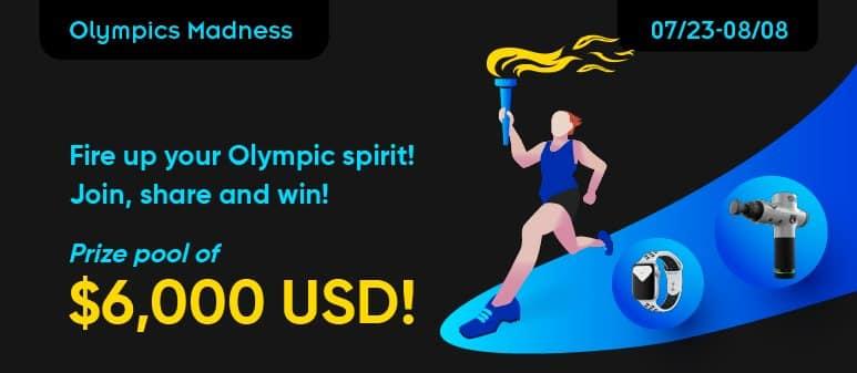 Phemex Olympics