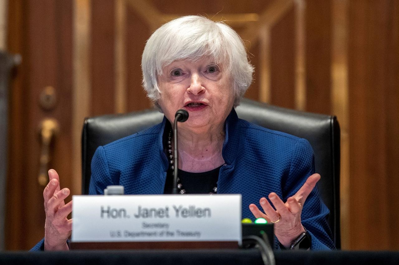 "US Infrastructure Bill: Treasury Secretary Yellen is Lobbying Against ""Pro-crypto"" Amendments"