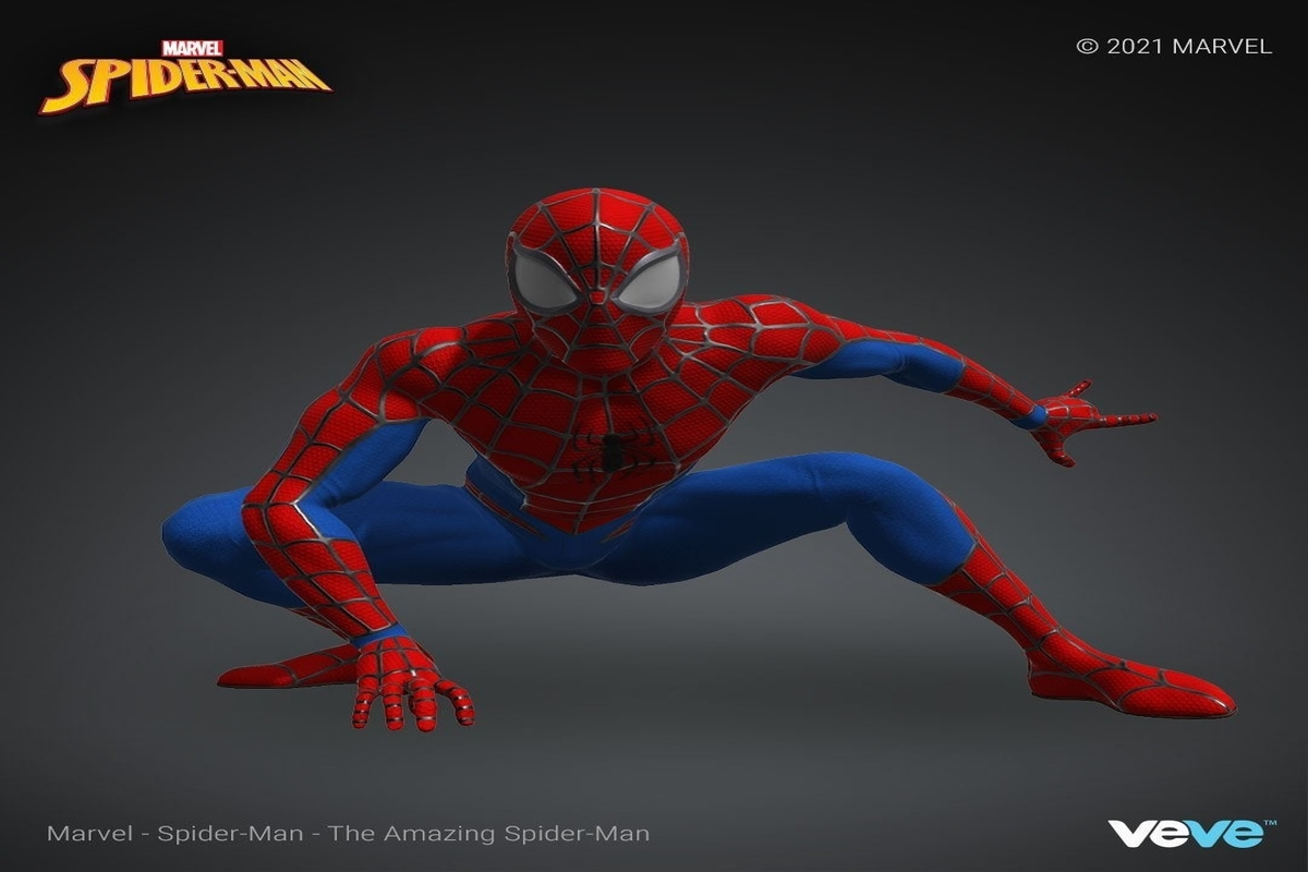 Marvel launches First Spider-Man NFT