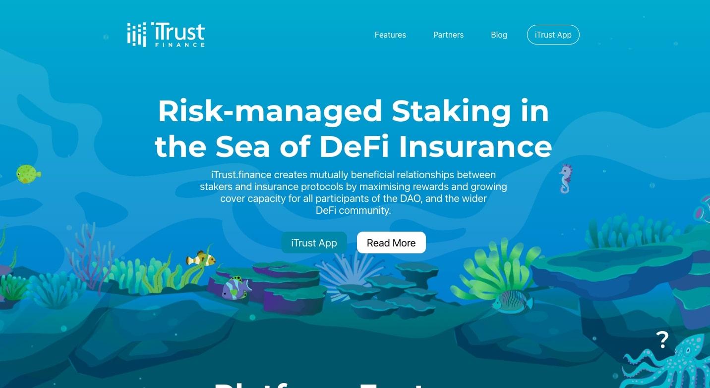 iTrust Finance