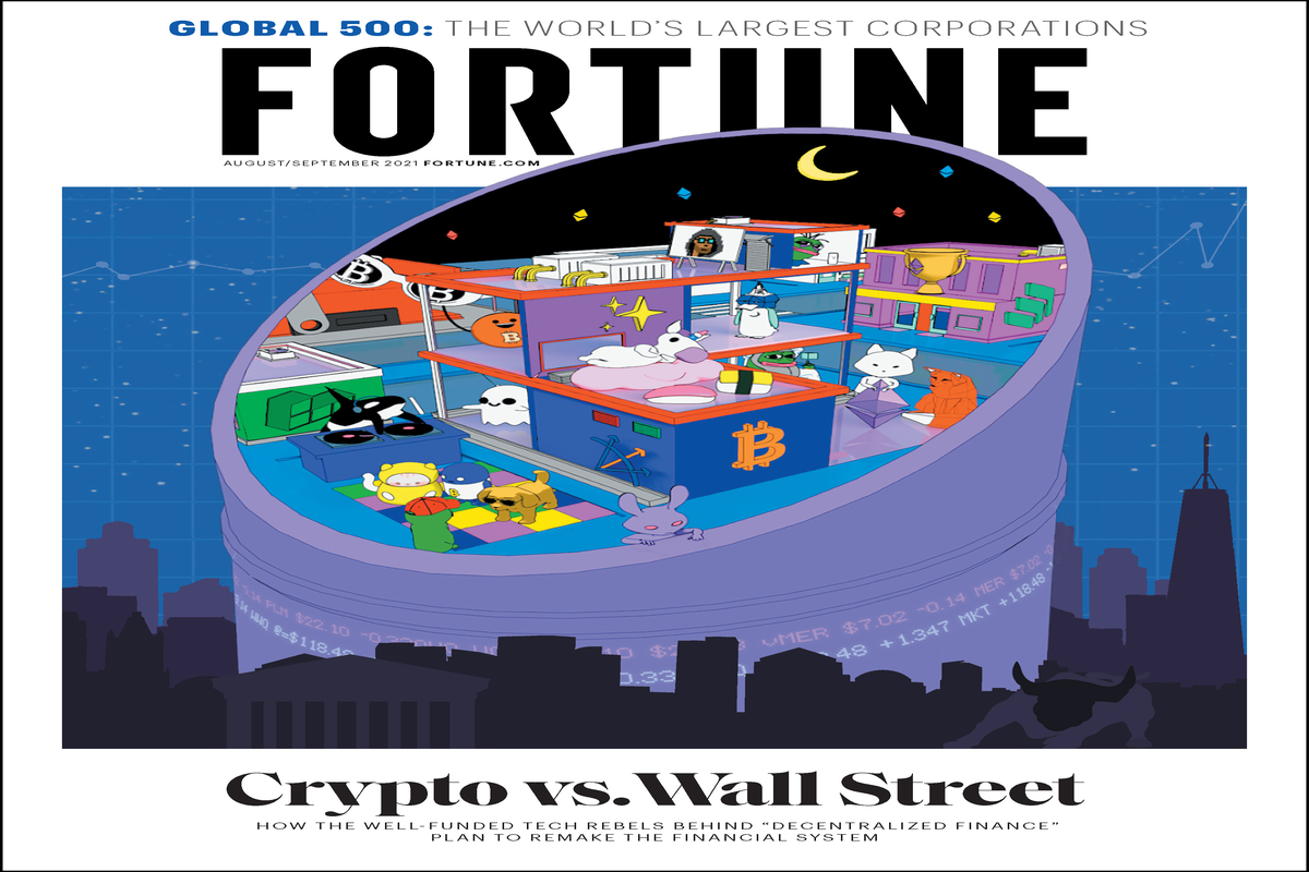 Fortune Raises $1.3 Million in First-Ever NFT Auction