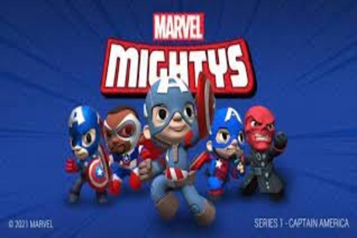 Marvel Launches Captain America NFT series