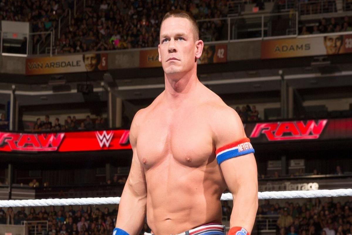 John Cena WWE Non Fungible Token Wrestlemania