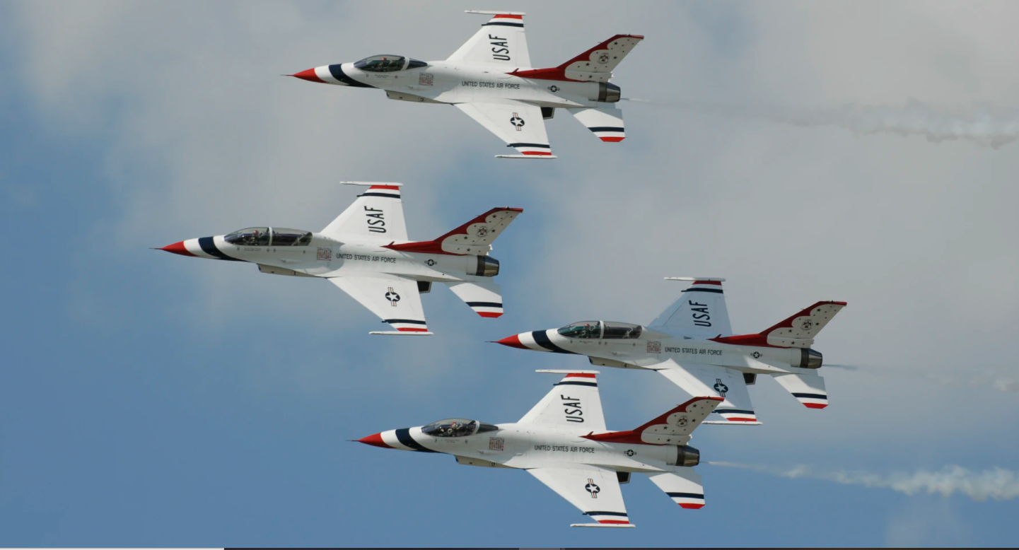 USAF Taps Constellation Network to Provide Blockchain Security for Data Sharing