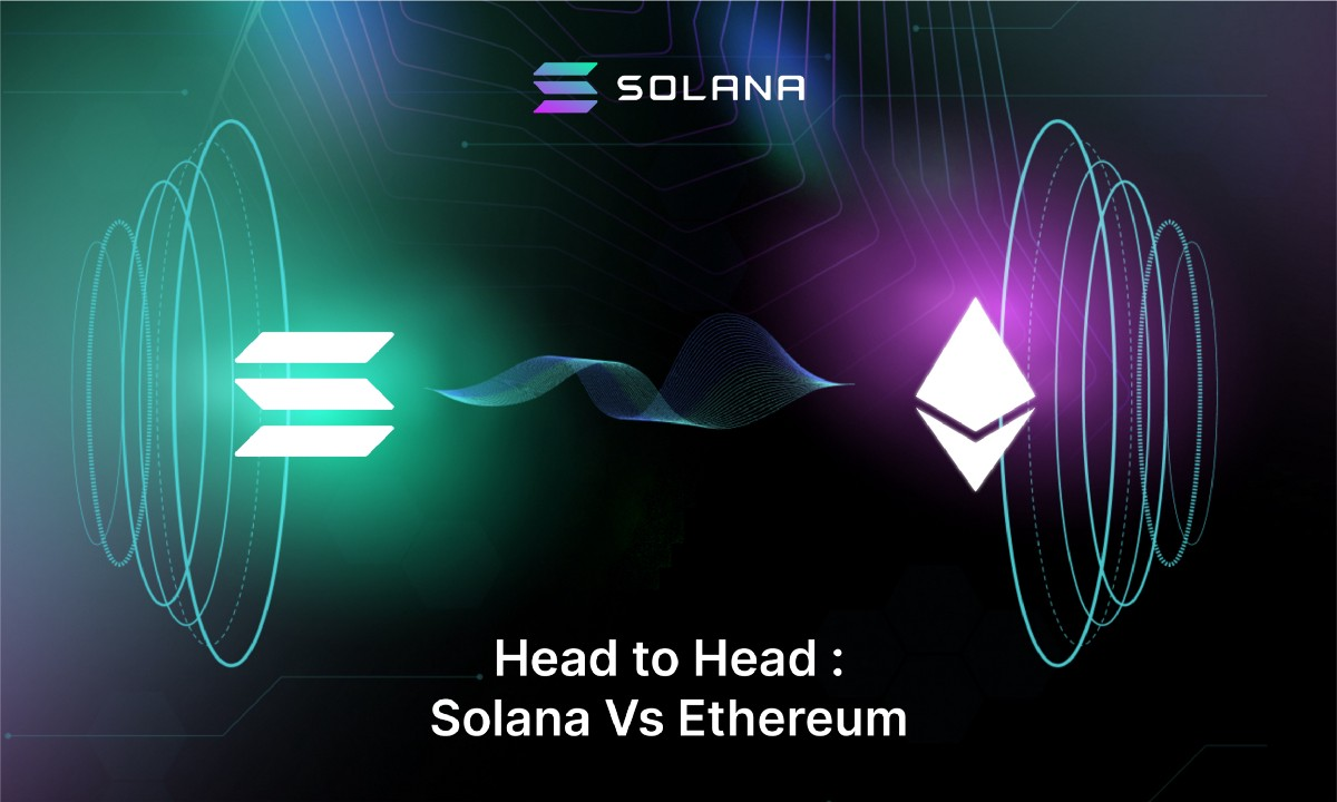 SOL Rally Sparks the Debate, Is Solana Better Smart Contract Platform Than Ethereum?