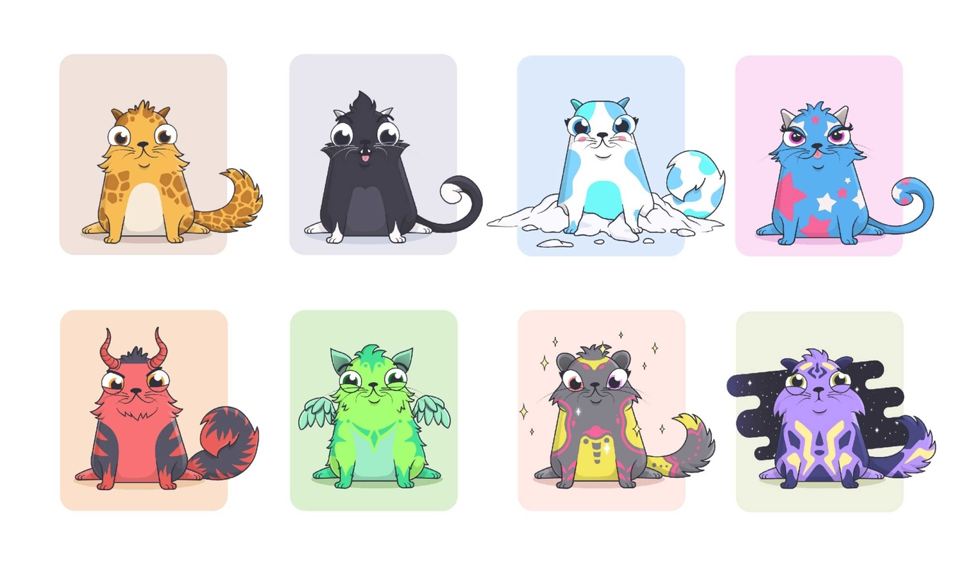 Is CryptoKitties the Next Breakout NFT Collectible? Trading Volume Data Indicates so