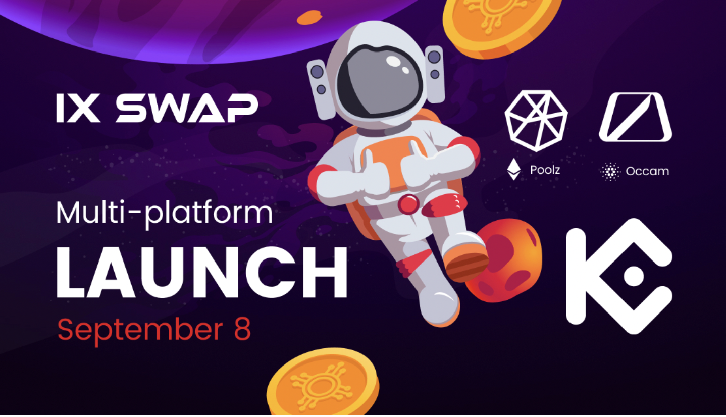 IX Swap Helps Unlock the Security Token Market with a New Multiplatform Launch