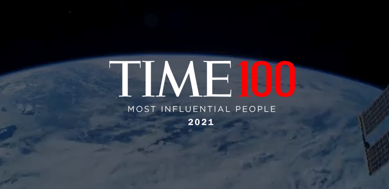TIME's 100 Most Influential People: Here Are Crypto Leaders That Made the List