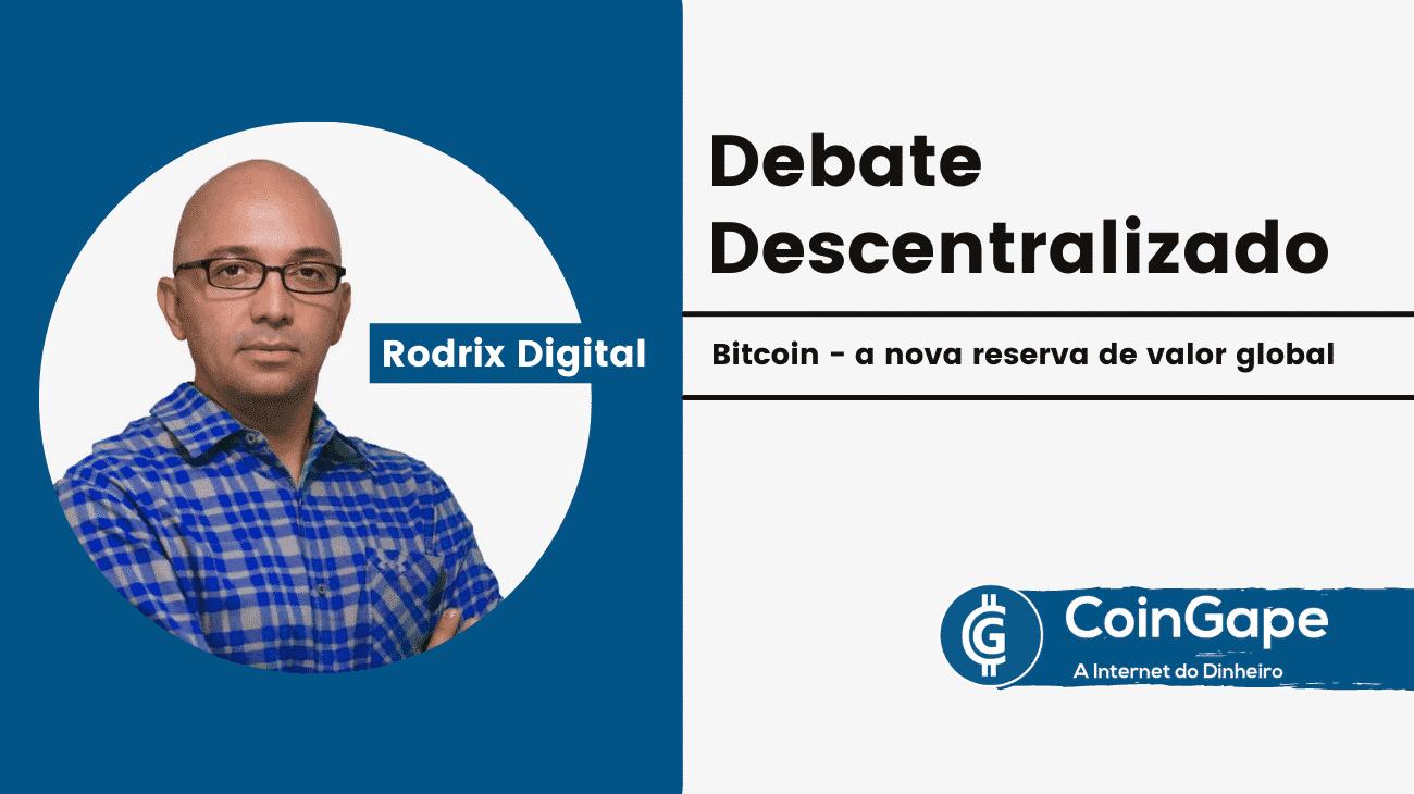 Debate Descentralizado: Bitcoin vale mais que PIB de vários países!