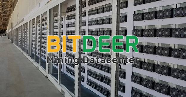 Bitdeer Group's Mining Datacenter Boasts Unmatched Capacity and Energy Efficiency