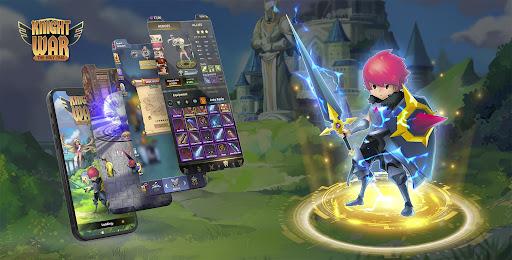 Def-2-Earn NFT Game, Knight War The Holy Trio Announces Dual IDO gearing a massive public launch