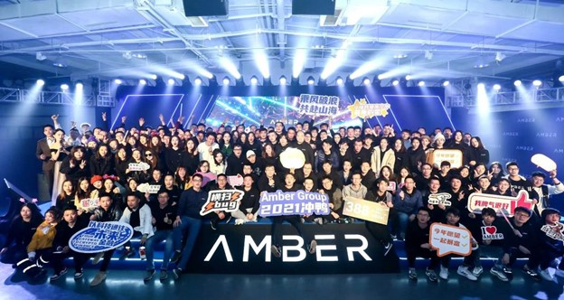 Amber Group Appoints Group of Ex-Goldman Sachs, Morgan Stanley Executives