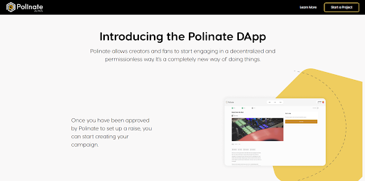 Polinate to Propel a New Frontier For Creatives with its Listing on Gate.io