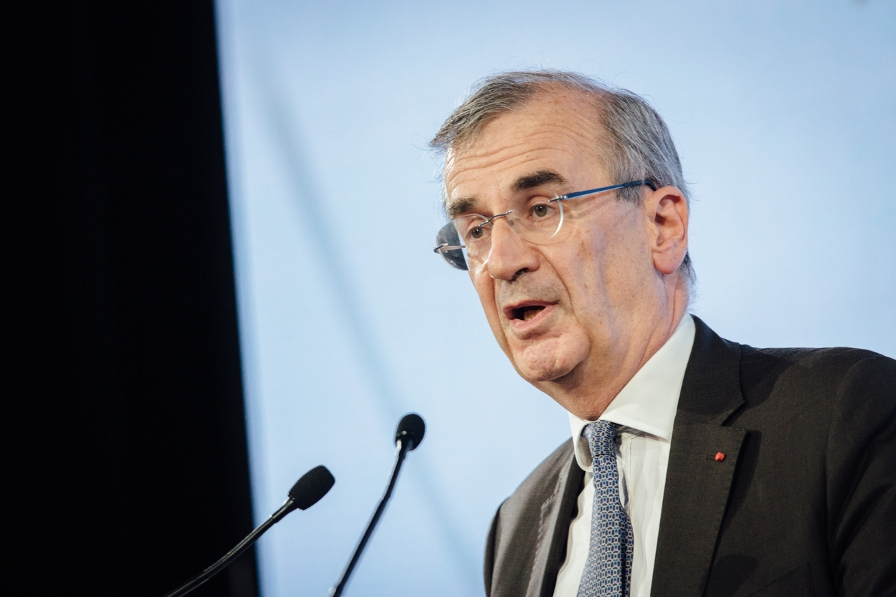 Breaking: European Central Bank's Villeroy Calls For Faster Crypto Regulations